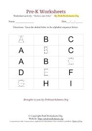 pre kindergarten worksheets – streamclean.info