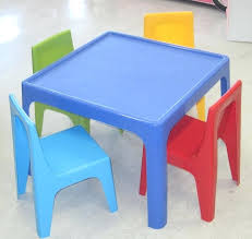 Table And Chairs For Toddler Kids Play Desk Chair Set Wooden White