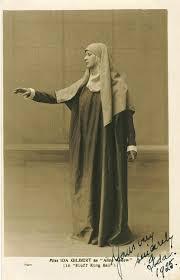 Ida Mason Gilbert as Anne Askew in Bluff | Nuns, Photography, Nun dress