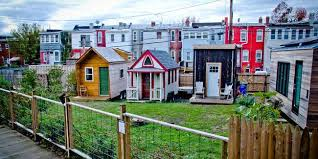 tiny house community. Could You Live In A Tiny House? House Community L