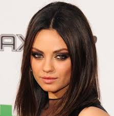 how to get mila kunis signature smoky eye