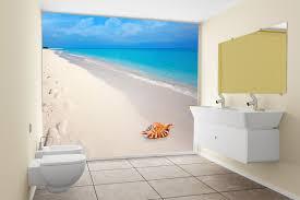 Pin By Mister Wallpaper On Bathroom  PinterestBathroom Wallpaper Murals