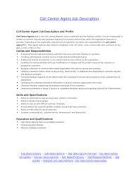 Call Center Duties Resume Eezeecommerce Com