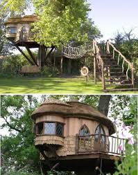 Unusual Places To StayTreehouse Accommodation Ireland