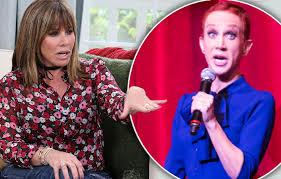 Melissa Rivers Calls Kathy Griffin Sad