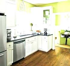 best wall color for white kitchen cabinets latest popular