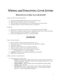 Who Do You Address Your Cover Letter To Address Cover Letter To
