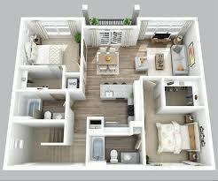 bedroom floor design. Three Bedroom Floor Plan House Design Ch 3 2 .