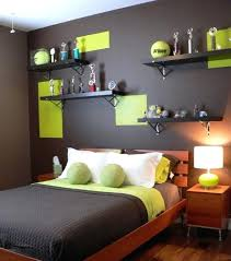 Children Bedroom Decoration Contemporary Boys Bedroom Features An ...