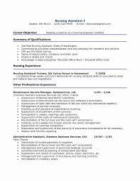 Nurse Manager Resume New 26 Experienced Registered Nurse Resume