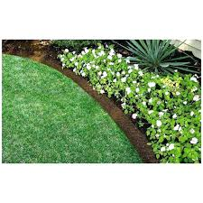 steel lawn edging metal landscape edging landscape border 8 ft brown landscape edging section at steel lawn edging