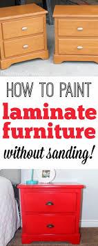 Painting Old Bedroom Furniture 17 Best Ideas About Paint Bedroom Furniture On Pinterest How To
