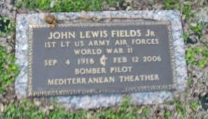 John Lewis Fields, Jr (1918-2006) - Find A Grave Memorial