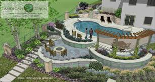 modern pool designs and landscaping. Landscape Design Swimming Pool Ideas For House Modern Designs And Landscaping