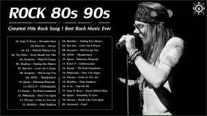 80s 90s <b>Rock</b> Playlist | Best <b>Rock</b> Songs Of 80s 90s - YouTube