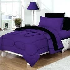 black and purple comforter black and purple bedroom set purple comforter