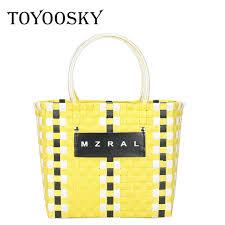 <b>TOYOOSKY New</b> Bohemian Beach Bag For <b>Women Designer</b> ...