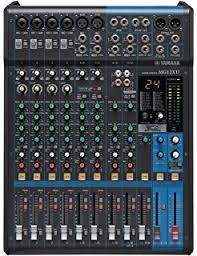 yamaha mixer. yamaha mg12xu 12-input stereo mixer