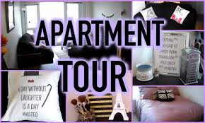my first apartment tour one bedroom apartment home decor ideas with first apartment bedroom regarding inspire