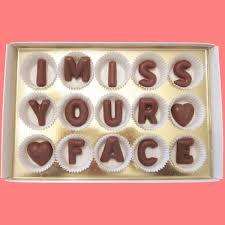 valentine i miss your milk chocolate letters by what candy says on zibbetnd lovisaboyfriend valentine valentine long distance valentines day