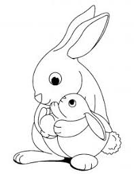 Get crafts, coloring pages, lessons, and more! Rabbit Free Printable Coloring Pages For Kids
