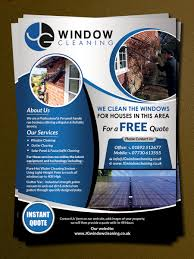 27 modern elegant window cleaning flyer designs for a window flyer design design 10628214 submitted to jg window cleaning flyer design closed