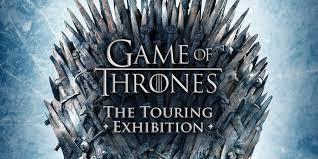 """Résultat de recherche d'images pour """"exposition game of thrones paris 2018"""""""