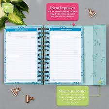Boxclever Press Budget Book Monthly Bill Organizer Budget Planner