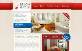 40 Interior Design And Furniture Websites For Your Inspiration Inspiration Furniture Website Design
