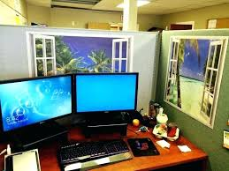 fantastic cool cubicle ideas. Cubicle Windows Window Fantastic Posters For Cubicles And Attractive Ideas Of 1 Poster Office Cool U