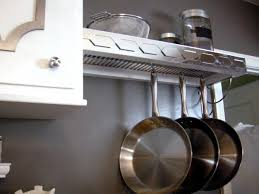 pot rack shelf.  Pot Pot Rack With Shelf I
