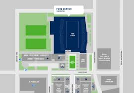 Ford Center Frisco Tx Seating Chart Ford Center The Star In Frisco
