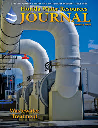 Florida Water Resources Journal Wastewater Treatment By Florida