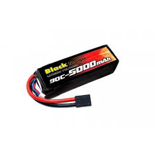 Купить <b>Аккумулятор Black Magic Li-Po</b> 14.8V(4S) 5000mAh 90C ...