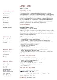 Best Solutions of Spanish Interpreter Resume Sample For Your Service