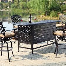 menards outdoor furniture outdoor patio bar sets sears