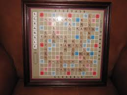 Scrabble Letter Wall Decor Here S An Image With Letter Tiles From A Vintage Scrabble Board Game