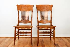 antique bentwood chairs value image and candle