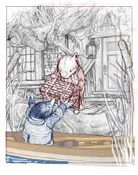 David Petersen's Blog: Wind in the Willows: Rat & Mole Color ...