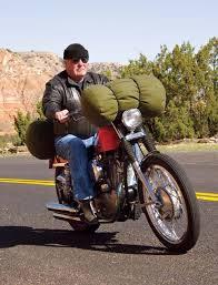 1974 harley davidson sportster then came bronson motorcycle