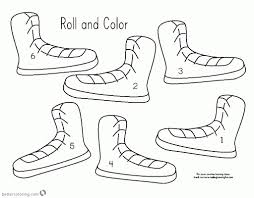 Pete The Cat Rocking In My School Shoes Coloring Pages Kids Best