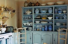 french country decor home. French Country Open Shelves Decor Home D