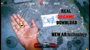 Reality Car racing Game for android 2017|Toyota AR 86 Augmented ...