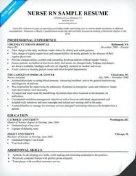 Nursing Job Resume - Pelosleclaire.com