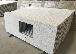 quartz engineered stone vanity tops squared sink hole prefabricated vanity countertops