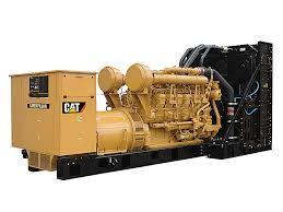 cat 3512c generator set caterpillar