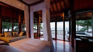 beach house master bedroom the legian bali lhm hotels the legian bali
