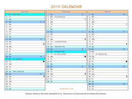 Printable Appointment Calendar 2015 Image Gallery Monthly Appointment Calendar Template