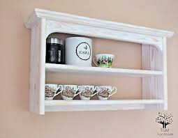 s83 kitchen pastry wall mounted wooden