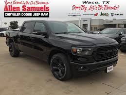 New 2019 RAM All-New 1500 Big Horn/Lone Star Crew Cab in Waco ...